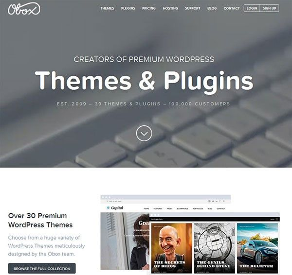 dónde comprar themes wordpress
